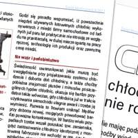 Świat motoryzacji - 4/2011 - Chłodnica chłodnicy nie równa