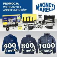 Magneti Marelli - wybrane asortymenty