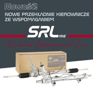 Nowe przekładnie kierownicze SRLine