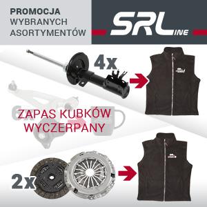 SRLine - amortyzatory, wahacze i zestawy sprzęgła