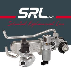 SRLine AGR-Ventile